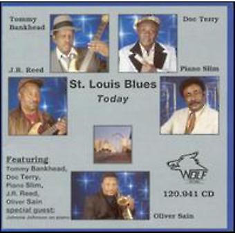 St. Louis Blues Today - St. Louis Blues Today [CD] USA import