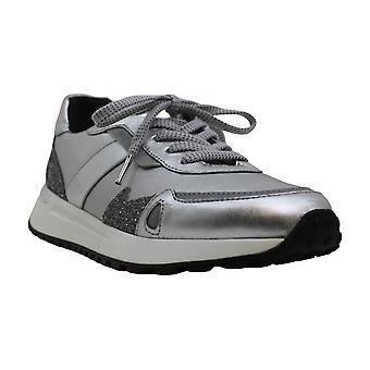 مايكل مايكل كورس النساء مونرو منخفضة أعلى الدانتيل حتى أحذية رياضية الموضة