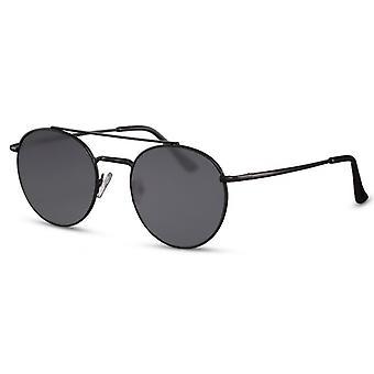 Okulary przeciwsłoneczne Unisex Pilot czarny/dym (CWI2428)