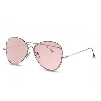 النظارات الشمسية المرأة الطيار الوردي (CWI1361)