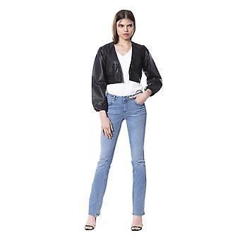 Silvian Heach Black Jackets & Coat SI992668-XXS