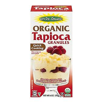 Let's Do Organic Tapioca Rakeet