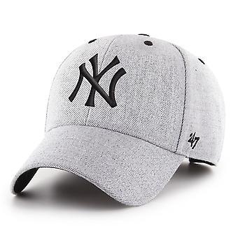 47 Brand Adjustable Cap - CLOUD New York Yankees Grey