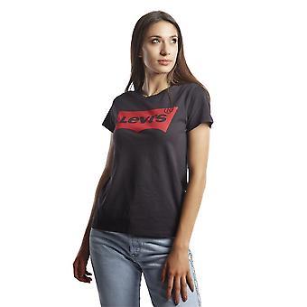 Levi&Apos;S Idealna grafika 173690201 uniwersalna letnia koszulka damska
