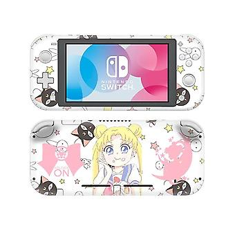 Sailor-moon Anime-vinyl Sticker Pour Nintendo Switch Lite