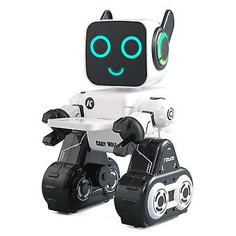 Robot Intelligent Coin Bank Touch -robotter Voice Omkodning Interactive Robotics