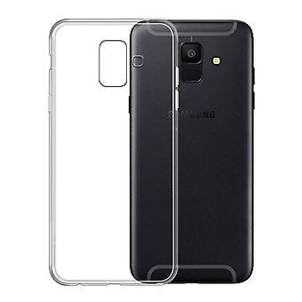 Colorfone Samsung Galaxy A6 Shell (Transparente)