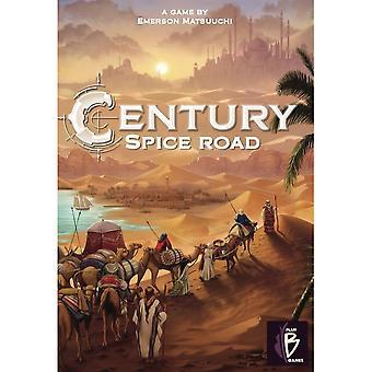 Yüzyıl: Baharat Yolu