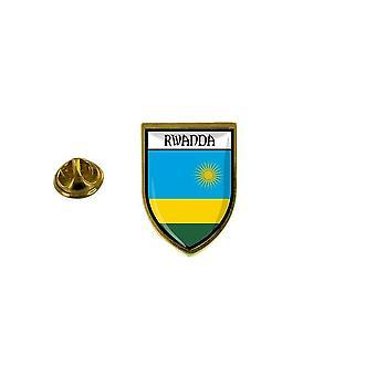 pins pin badge pin's souvenir ville drapeau pays blason rwanda rwandais