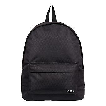 Roxy Sugar Baby Textured Backpack - Anthracite