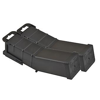 Rentokil Live Capture Mausefallen (Paket von 2) RKLPTM80