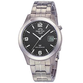 Mens Watch Master Time MTGT-10349-22M, Quartz, 42mm, 5ATM