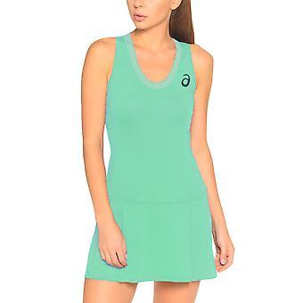 Asics Womens Club Bez rukávů Sportovní tréninkové šortky Tenisové šaty - Bazén Blue