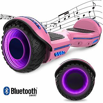 Right Choice UL Certified Self Balancing Scooter Build mit Bluetooth-Lautsprecher und LED-Beleuchtung Räder