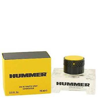 Hummer By Hummer Eau De Toilette Spray 2.5 Oz (men) V728-416395