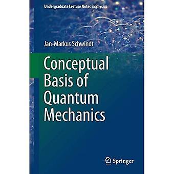 Conceptual Basis of Quantum Mechanics (Undergraduate Lecture Notes in Physics)