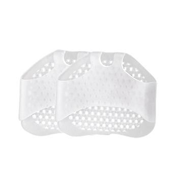 Solette In silicone Gel Avampiede Invisibile Antiscivolo Scarpe Con tacco alto Cuscinetti