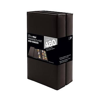 Ultra PRO Black Premiere Playset PRO-Binder Collector's Binder
