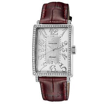 Gevril Women's 6209NL Glamour Automatic White Diamond Watch [Regarder]