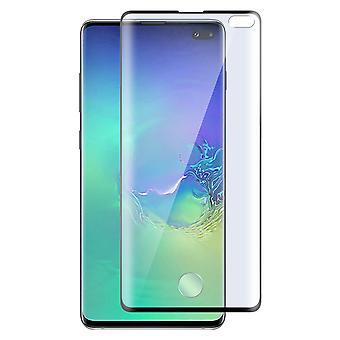 4Smarts Samsung Galaxy S10 plus gebogen gehard glas film