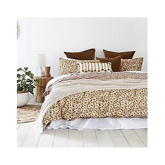 Bambury Quilt Cover Set Marguerite Queen