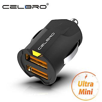 Smallest Mini Usb Car Charger Adapter Charger Mobile Phone Car-charger Auto