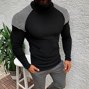 سترة الرجال pullover، عارضة ملابس محبوك الذكور، بالإضافة إلى حجم الخريف شتاء