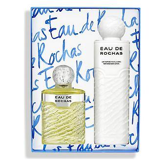 Conjunto de Perfumes para Mujer's Eau de Rochas EDT (2 uds)
