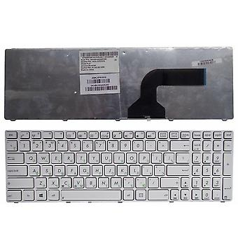 Russian Laptop Keyboard For Asus K52 K53s X61 N61 G60 G51 Mp-09q33su-528