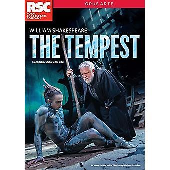 Tempest [DVD] USA import