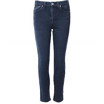 Rag and Bone Nina High Rise Cigarette Jeans