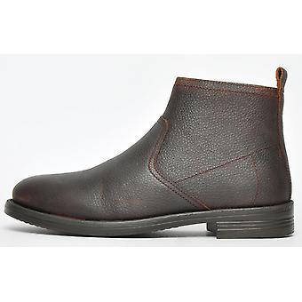 Frank Wright Charny Leather Brown