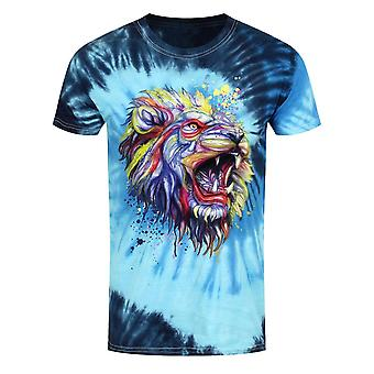 Unorthodox Collective Mens Makunga Tie Dye T-Shirt
