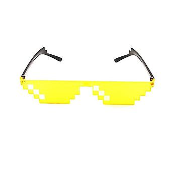 8 Bit Pixel Deal With It Mosaic Okulary Trick Toy