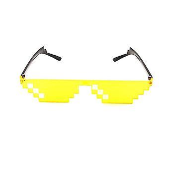 8 Bit Pixel Deal With It Mosaic Sunglasses Trick Toy