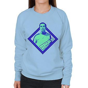 Space 1999 Befälhavare John Koenig Women's Sweatshirt