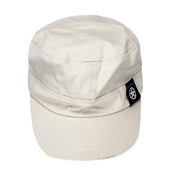 Women/men Adjustable Unisex Solid Military Cap