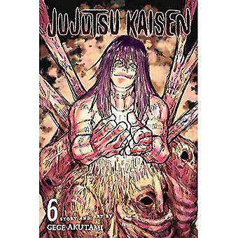 Jujutsu Kaisen, Vol. 6 (Jujutsu Kaisen)