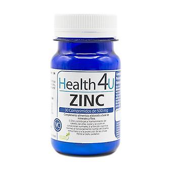 Zinc 30 tablets