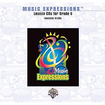 Musikausdrücke Klasse 5: Lektions-CDs