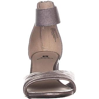 White Mountain Womens Ever Fabric Open Toe Casual Ankle Strap Sandals