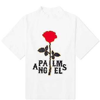 Rose Logo Boxy T-Shirt