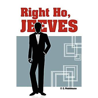 Right Ho - Jeeves by P. G. Wodehouse - 9781936041268 Book
