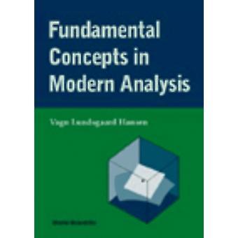 Vagn Lundsgaard Hansenin modernin analyysin peruskäsitteet - 9