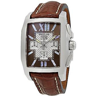 Breitling Bentley Flying B Automatic Chronograph Brown Dial Men's Watch A4436512-Q544BRCD