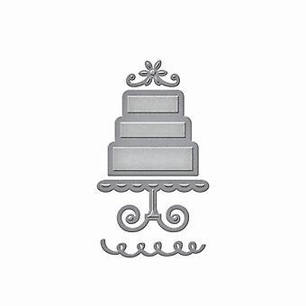 Spellbinders Die D-Lites - Kerrostettu kakku