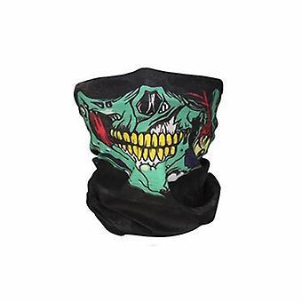 Bandana Casque Camping Halloween Neck Face Mask