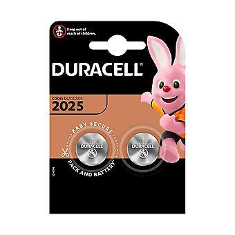 Duracell Specialized Lithium batterijen, DL / CR2025, 2 stuks code 5003990