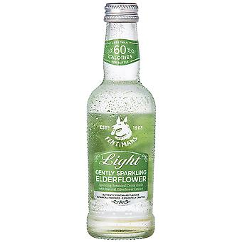 Fentimans Light Elderflower Sparkling Drinks
