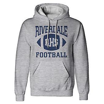Riverdale Mens RHS Football Pullover Hoodie